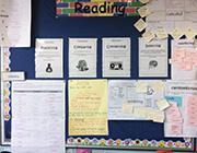 Brindabella classroom reading board